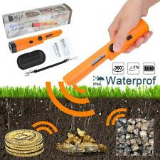 New Waterproof Metal Detector Pro Pinpointer Gold Digger Hunter Sensitive Tester