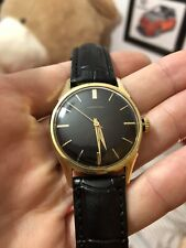 Certina Vintage Black Dial