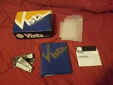 1981 Vista computer Company Hardware Software  Original Box Apple