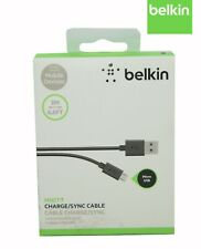 Belkin Mixit Farbe Range 2m Micro USB Kabel Für Samsung Android Tablett -