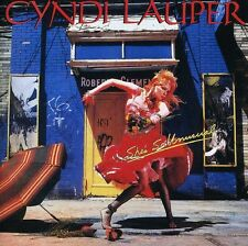 Cyndi Lauper - She's So Unusual [New Cd]