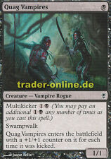 4x Quag Vampires (Pfuhlvampire) Conspiracy Magic