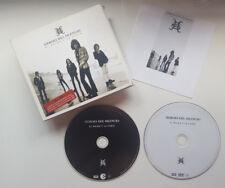 """HEROES DEL SILENCIO """"EL RUIDO Y LA FURIA"""" SPANISH CD+DVD DIGIPACK SET / BUNBURY"""