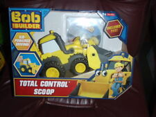 Bob the Builder Total Control Scoop Toy With Bonus Dvd New