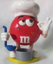 M&M's Red Five Stars Cook Mini Candy Dispenser
