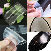 3 Pair Gel Silicone Foot Care Insoles Feet Shoe Cushion Back Heel/Front Pad