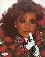 VANESSA WILLIAMS JSA Coa Hand Signed 8X10 Photo Autograph Authenticated