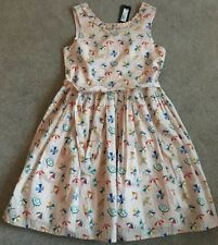 Bnwt Marks And Spencer Autograph Girls Summer Parasol Special Dress 11-12 Years