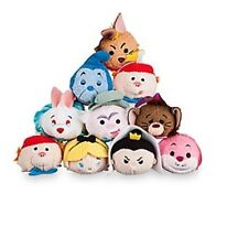 Alice in Wonderland Tsum Tsum Complete Set of 11