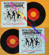 LP 45 7'' AFRIKA BAMBAATAA AND SOUL SONIC FORCE Looking for perfect no cd mc dvd