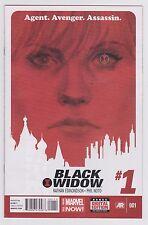 Black Widow #1-8 Set 2013 Marvel Now Natasha Romanov Phil Noto Nathan Edmonson