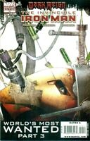 INVINCIBLE IRON MAN #10 VARIANT VF/NM 1ST RESCUE ARMOR AVENGERS ENDGAME THANOS