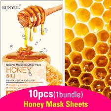10pcs Bundle Honey Face Mask Sheet Korean Cosmetics Moisture Skin Care