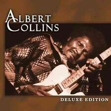 Deluxe Edition by Albert Collins (Guitar/Vocals) (CD, Oct-1997, Alligator Records)