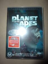PLANET OF THE APES SPECIAL EDITION DVD 2 DISC SET