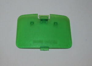 Brand New JUNGLE GREEN N64 Replacement Jumper Pak Cover Memory Expansion Pak Lid