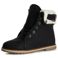Women's Shoes Ankle Boots Wedge Heel Worker Boots Boots Hidden Wedges Trendy