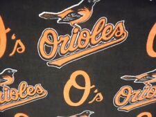 Baltimore Orioles fabric 1 Yard 60 inches wide