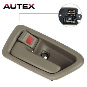91008 Interior Door Handle Left Driver Side Front Rear For Toyota Camry 97-2001