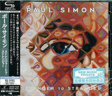 PAUL SIMON STRANGER TO STRANGER 2016 JAPAN SHM CD+5 - NEW/SEALED GIFT QUALITY!