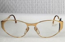 VINTAGE HENRY JULLIEN GOLD EYEWEARS/SUNGLASSES new SALOME 53 mm