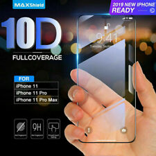 Full Cover 10d Tempered Glass Screen Protector For New Apple iPhone 11 2019