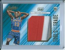 Jerian Grant 2015-16 Absolute *Tools of the Trade Jumbo Rookie Patch* /49