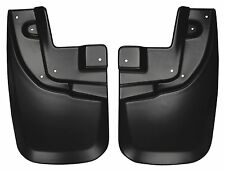 HUSKY LINERS Mud Flap Guards FOR Toyota Tacoma 05-15 FRONT w/ OE Fender Flares