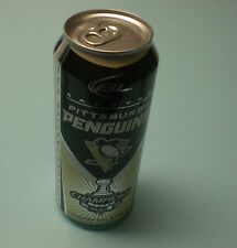 2009 PENGUINS BUD LIGHT STANLEY CUP CHAMPS BEER CAN 16 OZ  - BO