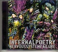 (DH153) Infernal Poetry, Nervous System Failure - 2009 CD