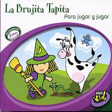 La Brujita Tapita: Para Jugar y Jugar by Various Artists (CD, Aug-2005,...