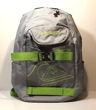 QuickSilver Backpack Derelict,Color Light Grey/Lime (BMJ0), Style 7153040401