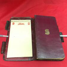 SINGER 1918 UK Pocket Diary & Engagement Book