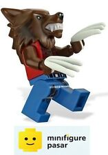 mof003 Lego Monster Fighter 9463 - Werewolf with Claws Minifigure - New