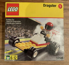 LEGO Shell Promotional #5 Dragster Car Building Toy Set 1250 NIB