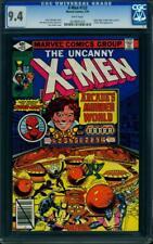 X Men # 123 US Marvel 1979 John Byrne CGC 9.4 Presque comme neuf