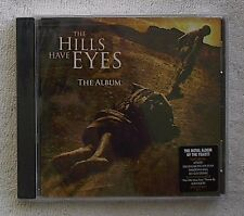 new sealed THE HILLS HAVE EYES 2 THE ALBUM 2007 compilation CD