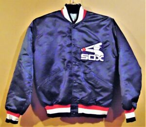 CHICAGO WHITE SOX VINTAGE STYLE MLB JACKET and VINTAGE STYLE CAP