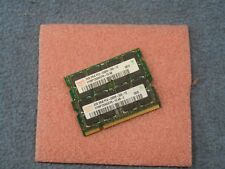 4GB ● (2x2GB) Memory RAM ● for Dell Latitude D520 D530 D531 D620 D630 D820 D830