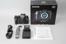 Fujifilm X-T1 16.3MP Mirrorless Digital Camera - Black, Fuji XT2 X T1 Boxed