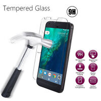 100% Genuine Tempered Glass Screen Protector for Google Pixel XL (Phone) NEW