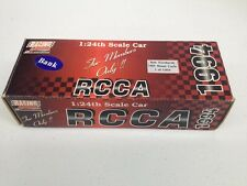 Dale Earnhardt RCCA 1985 Monte Carlo (1:24 scale) RARE! 1 of 5,016 manufactured!