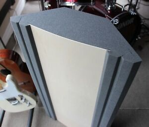 LF70 Bass Traps BEAR Series x 4 SoundAcoustics. MADE IN AUSTRALIA  1000mm HIGH!