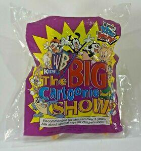 Vintage 1999 Wendy's Kids Meal Toy The Big Cartoonie Show WB Animaniacs