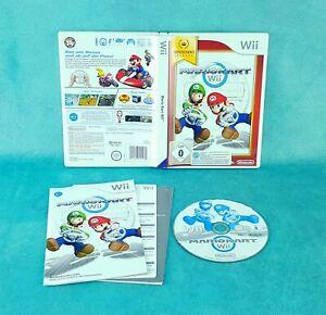 Mario Kart Wii Selects Ed.+ OVP + Anleitung Nintendo Wii Spiel Super Gaming /219