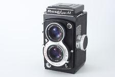 RARE! Ricoh Super 44 4x4 TLR film camera w/ 6cm F3.5 lens from Japan m055
