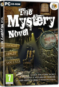 The Mystery Novel (PC GAME) NEW & SEALED