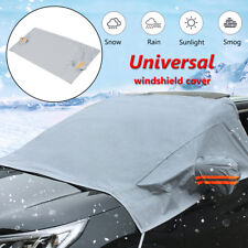 Car Windscreen Windshield Cover Sun Visor Shade Dust Snow Frost Freeze Protector