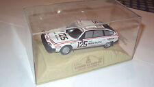 1/43ième - Rallye PARIS DAKAR - CITROEN CX Z400 GTI - 1981