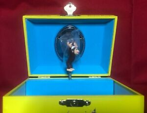 Melville Manor Curious George Musical Jewelry Box Boxed Set